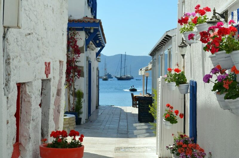 To discover Bodrum. What to do in Bodrum?
