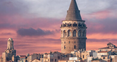 Discover the Galata Tower (Istanbul, Turkey)