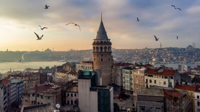 HISTORY OF THE GALATA TOWER. Discover the Galata Tower!