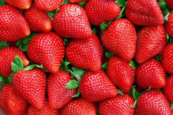 Did you know these benefits of strawberry ? 12 benefits of strawberry
